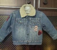 продам джинсовую куртку. Коростень. фото 1