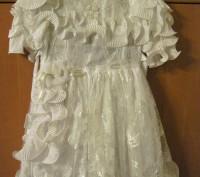 Продам симпатичное платье для вашей малышки. Длина 68 см.. Полтава, Полтавская область. фото 4