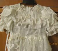 Продам симпатичное платье для вашей малышки. Длина 68 см.. Полтава, Полтавская область. фото 3