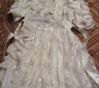 Продам симпатичное платье для вашей малышки. Длина 68 см.. Полтава, Полтавская область. фото 2