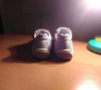 Кроссовки на девочку, фирмы  Bama, в хорошем состоянии,  бежевый с оранжевыми вс. Житомир, Житомирская область. фото 6