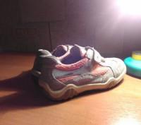 Кроссовки на девочку, фирмы  Bama, в хорошем состоянии,  бежевый с оранжевыми вс. Житомир, Житомирська область. фото 3