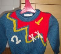 продам свитер для мальчика,новый,возраст 1-2 годика. Киев, Киевская область. фото 2