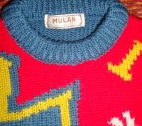 продам свитер для мальчика,новый,возраст 1-2 годика. Киев, Киевская область. фото 3