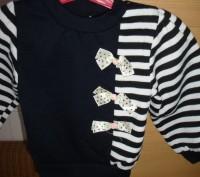 продам свитер для девочки,возраст 1-2 годика,новый. Киев, Киевская область. фото 2