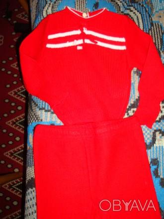 продам детский костюм,возраст до 1 годика,для девочки,новый. Киев, Киевская область. фото 1