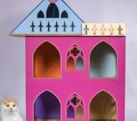 Большой складной домик в стиле Монстер Хай. Самый лучший подарок для ребенка.. Киев. фото 1