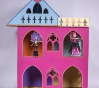 Большой складной домик в стиле Монстер Хай. Самый лучший подарок для ребенка это. Киев, Киевская область. фото 6