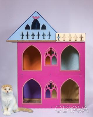 Большой складной домик в стиле Монстер Хай. Самый лучший подарок для ребенка это. Киев, Киевская область. фото 1