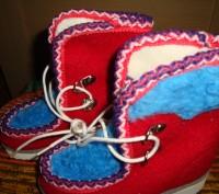 продам новые детские ботинки,зимние,размер по стельке 16 см. Киев, Киевская область. фото 3