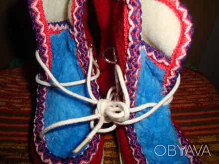 продам новые детские ботинки,зимние,размер по стельке 16 см. Киев, Киевская область. фото 1