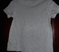 1) полосатая футболка на 12-18 мес,PLACE,цена-45гр длиина-33 см. ш.плеч-25 см. Киев, Киевская область. фото 5