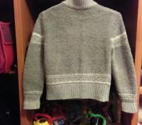 Теплая кофточка на девочку 6 - 9 лет, мягенькая, красивая, удобная, приятная на . Житомир, Житомирська область. фото 3