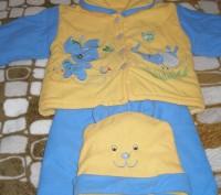 Продам костюмчик весна- осень для малыша 9-12 месяцев.. Миргород, Полтавская область. фото 6
