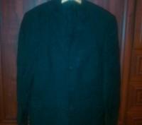 Пиджак черный.. Бровары. фото 1