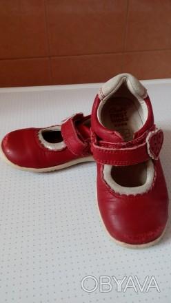 Продам наши туфельки англ.фирмы Clarks.Размер 21 англ.5 по стелька 13,5. На нож. Кременчуг, Полтавская область. фото 1