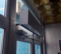 Воздушная завеса. Харьков. фото 1