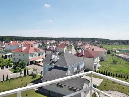Продается двухуровневая квартира , общей площадью 86м2 в уютном и тихом месте в . Ворзель, Киевская область. фото 7