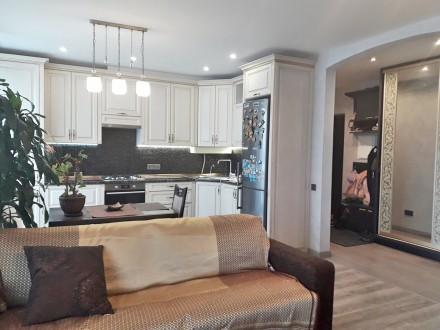Продается двухуровневая квартира , общей площадью 86м2 в уютном и тихом месте в . Ворзель, Киевская область. фото 2