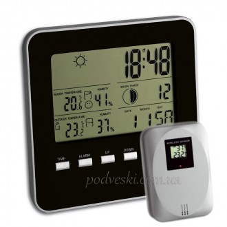 Интернет-магазин реализует электронные термометры для комнаты и улицы с гарантие. Киев, Киевская область. фото 4