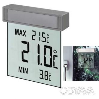 Интернет-магазин реализует электронные термометры для комнаты и улицы с гарантие. Киев, Киевская область. фото 1