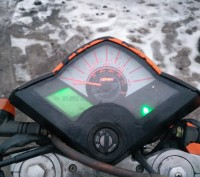 "Мотоцикл на документах. Об""єм двигуна 49 куб. см, двохтактний, водяне охолодженн. Любомль, Волынская область. фото 5"