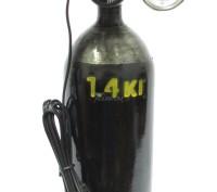 Проф. система подачи СО2 (углекислота) в аквариум, Стандарт - 2, новая. Житомир. фото 1