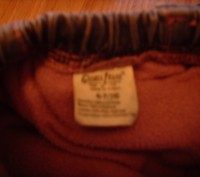 Теплые джинсы на 5-6 лет Фирма Глория Джинс Все в хорошем состоянии кроме КОЛЕНО. Киев, Киевская область. фото 5