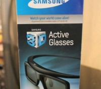 3D очки Samsung 3d Active Glasses SSG-3050GB. Киев. фото 1