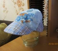 1-2.Летняя шапочка.Турция.Размер-56.На возраст приблизительно от 5 мес. до 1 год. Житомир, Житомирская область. фото 11