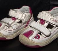 Продам кожаные ортопедические кроссовки Ufo с защитой носочков в хорошем состоян. Запорожье, Запорожская область. фото 2