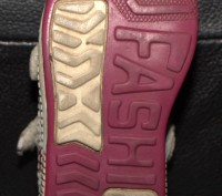 Продам кожаные ортопедические кроссовки Ufo с защитой носочков в хорошем состоян. Запорожье, Запорожская область. фото 6