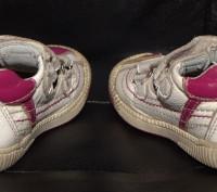 Продам кожаные ортопедические кроссовки Ufo с защитой носочков в хорошем состоян. Запорожье, Запорожская область. фото 4