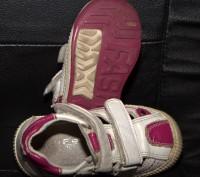 Продам кожаные ортопедические кроссовки Ufo с защитой носочков в хорошем состоян. Запорожье, Запорожская область. фото 5