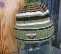 1-2.Тёплая осенняя шапочка.Плотная вязка.Подходит и для мальчиков и для девочек.. Житомир, Житомирская область. фото 10