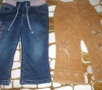 Штаны для девочки 2-3 годика.. Миргород. фото 1