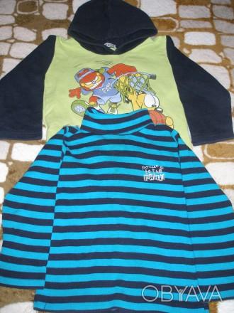 Продам кофты на мальчика 2-3 годика, цена за один товар.. Миргород, Полтавская область. фото 1