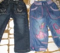 Штаны для девочки 2-3 годика. Миргород. фото 1
