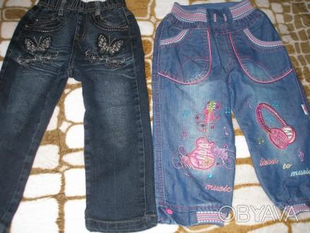 Продам штанишки для девочки 2-3 годика, цена за один товар.. Миргород, Полтавская область. фото 1