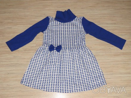 Платье выполнено из мягкого яркого начеса - 100% хлопкового полотна. Чтобы плат. Полтава, Полтавская область. фото 1