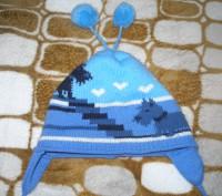 Продам шапки для мальчика 1,5-2 годика, цена за одну шапку.. Миргород, Полтавская область. фото 4