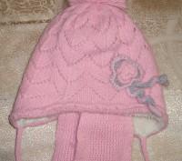 Продам зимние шапки для девочки 4-6 лет, цена за один товар.. Миргород, Полтавская область. фото 5