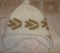 Продам зимние шапки для девочки 4-6 лет, цена за один товар.. Миргород, Полтавская область. фото 4