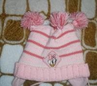 Продам шапки для девочки 1,5-2 годика, цена за одну шапку.. Миргород, Полтавская область. фото 4