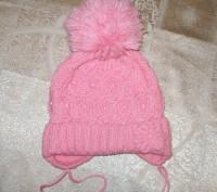 Продам шапки зимние для девочки 2-4 года , цена за один товар.. Миргород, Полтавская область. фото 4