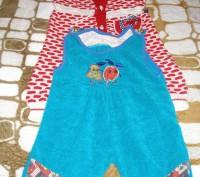 Продам комбинизоны для малыша ,цена за один комбинизон.. Миргород, Полтавская область. фото 2