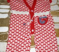 Продам комбинизоны для малыша ,цена за один комбинизон.. Миргород, Полтавская область. фото 3