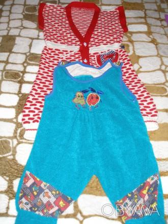 Продам комбинизоны для малыша ,цена за один комбинизон.. Миргород, Полтавская область. фото 1