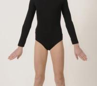 Гимнастическое трико в классическом стиле – идеальный выбор для будущих чемпионо. Бердянск, Запорожская область. фото 2
