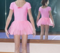 Трико гимнастическое Т1688 Состав: полиамид + эластан+фатин. Все размеры. Ука. Бердянск, Запорожская область. фото 5